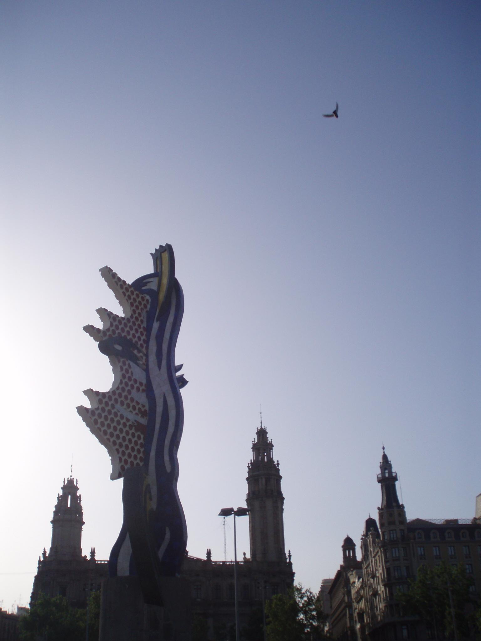 barcelone - mer